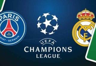 اهداف مباراة ريال مدريد 3-1 باريس سان جيرمان