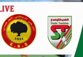 بث مباشر لمباراة الترجي الجرجيسي - الملعب التونسي