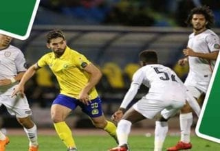 هدف عالمي لعبد المومن دجابو في الدوري السعودي