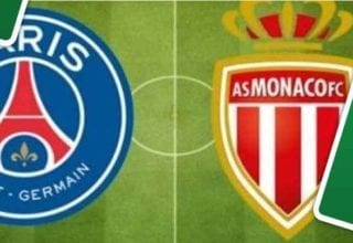 أهداف مباراة باريس سان جيرمان وموناكو