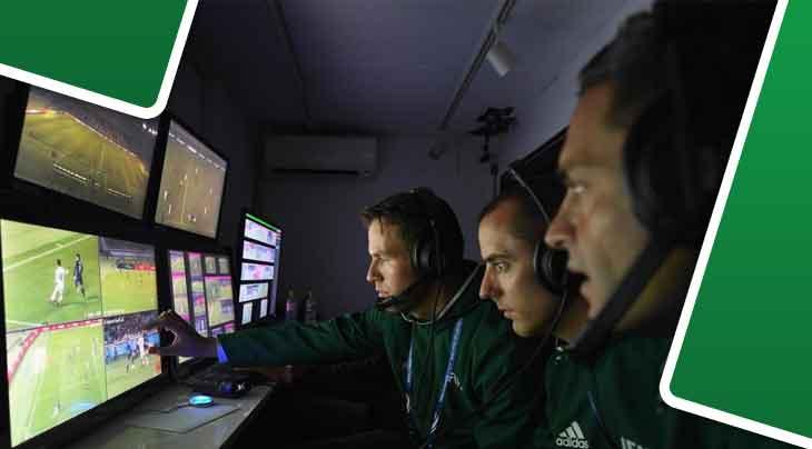جامعة كرة القدم تراسل الفيفا من اجل إستخدام تقنية الفيديو في بقية مشوار البطولة