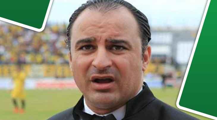 وزارة شؤون الشباب والرياضة تتقدم بقضية ضد ضد عبد السلام السعيداني