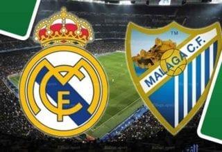 بث مباشر لمباراة ريال مدريد ومالاجا