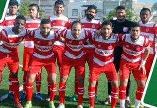 النادي الافريقي: التشكيلة الاساسية في مواجهة النجمة اللبناني
