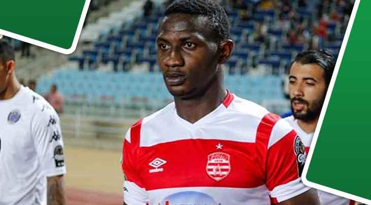 أبوكو لن يعود إلى النادي الإفريقي