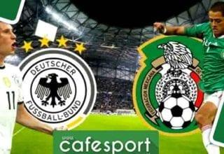 بث مباشر لمباراة ألمانيا والمكسيك