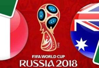 بث مباشر لمباراة فرنسا - أستراليا