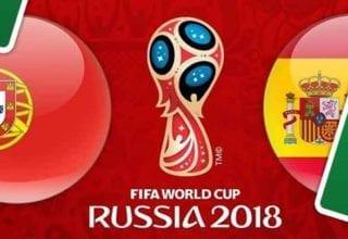 بث مباشر لمباراة البرتغال - إسبانيا