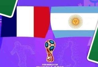 بث مباشر لمباراة فرنسا - الأرجنتين