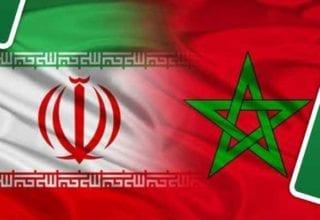 بث مبار لمباراة المغرب - إيران