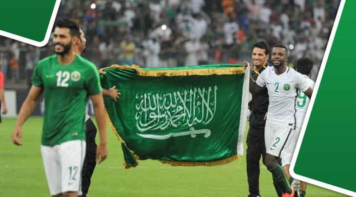 احتراق محرك طائرة المنتخب السعودي