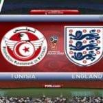 بث مباشر لمباراة تونس وانجلترا