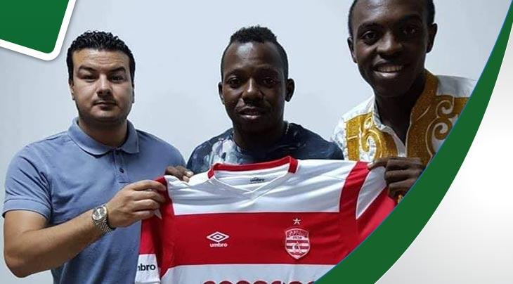 تعاقدات: الافريقي يضم لاعبين من الكاميرون