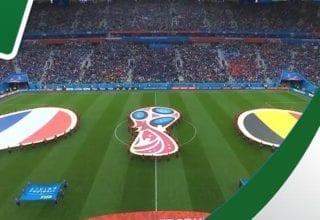 بث مباشر لمبارة فرنسا - بلجيكا