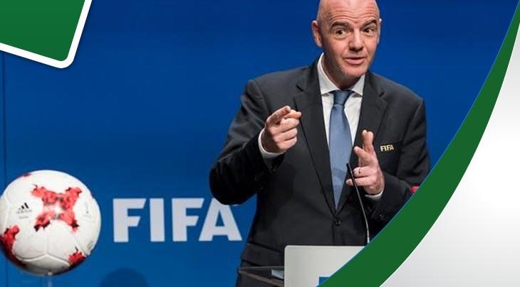أنفانتينو يبدي رأيه بخصوص إمكانية تنظيم كأس العالم 2030 في تونس والمغرب والجزائر