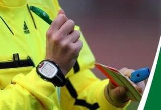 تعييات الحكام للجولة الافتتاحية للبطولة الوطنية المحترفة لكرة القدم
