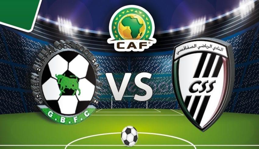 بث مباشر لمباراة نادي بفالوز الزامبي - النادي الصفاقسي