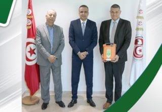 ''مُزيل الرجفات'' قريبا في الملاعب التونسية