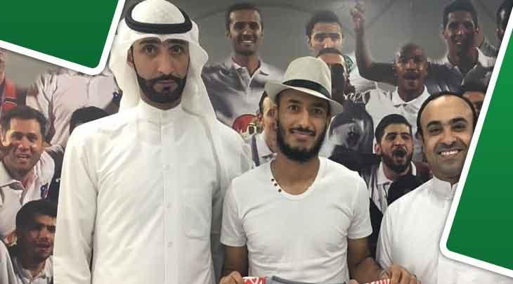 إلى جانب صابر خليفة: نادي الكويت يرغب بتسريح حمزة الأحمر !!!