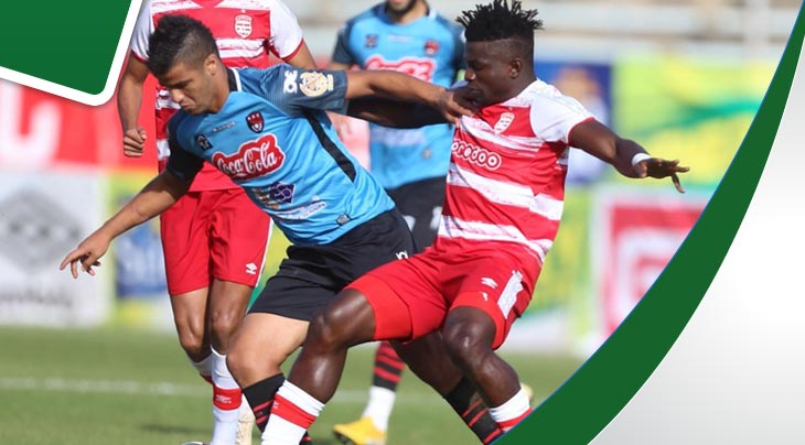 ضد الهلال السوداني: موشيلو لعب 35 دقيقة مصابا