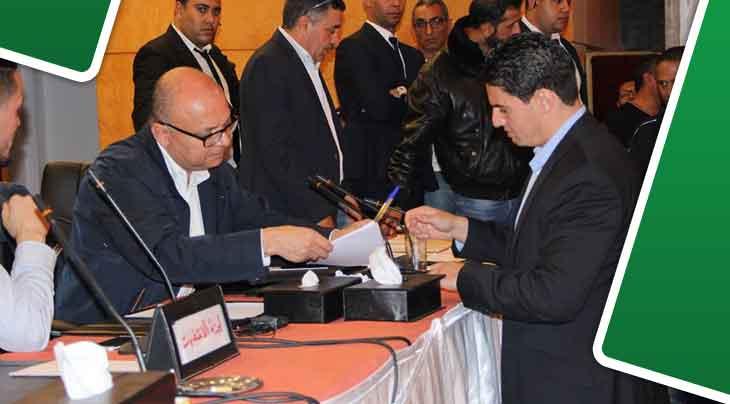 مروان حمودية يزف بشرى سارة لجماهير النادي الافريقي