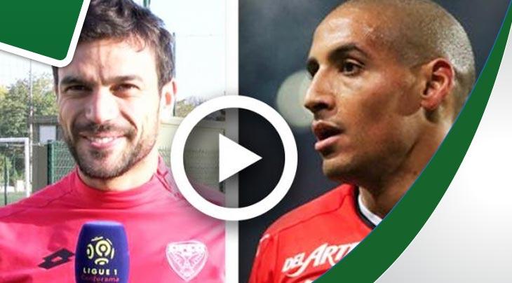 وهبي الخزري و أسامة الحدادي يسجلان في الجولة 16 من الدوري الفرنسي