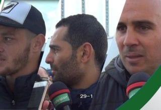 تصريحات ما بعد مباراة مستقبل مرسى - النادي الصفاقسي