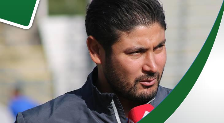 المدرب المساعد مجدي التراوي واللاعب محمد أمين المسكيني يتحدثان عن مباراة