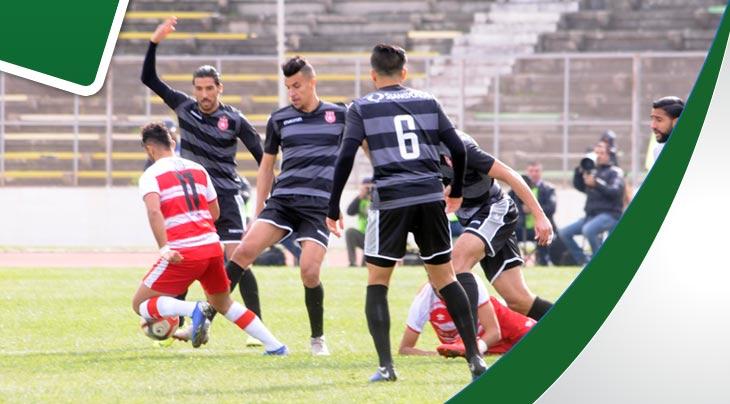 صور مباراة النادي الافريقي - النجم الساحلي