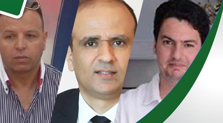 خاص- ببادرة من الجريء: تطبيع قريب للعلاقات بين عبد السلام اليونسي ومروان حمودية