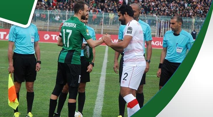 بلال العيفة جاهز لمباراة الإسماعيلي المصري