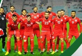 20 لاعبا في رحلة المنتخب الى الجزائر