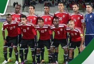 """المنتخب الليبي يفشل في التأهل الى """" كان"""" مصر"""