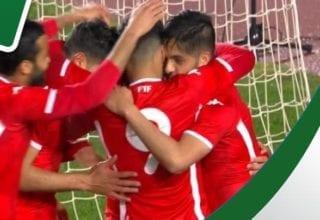 في اول ظهور مع جيراس.. المنتخب الوطني يستعرض عضلاته على اسواتيني