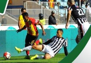 صور مباراة الترجي - النادي الصفاقسي
