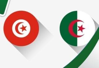 القنوات الناقلة للمواجهة الودية بين الجزائر وتونس