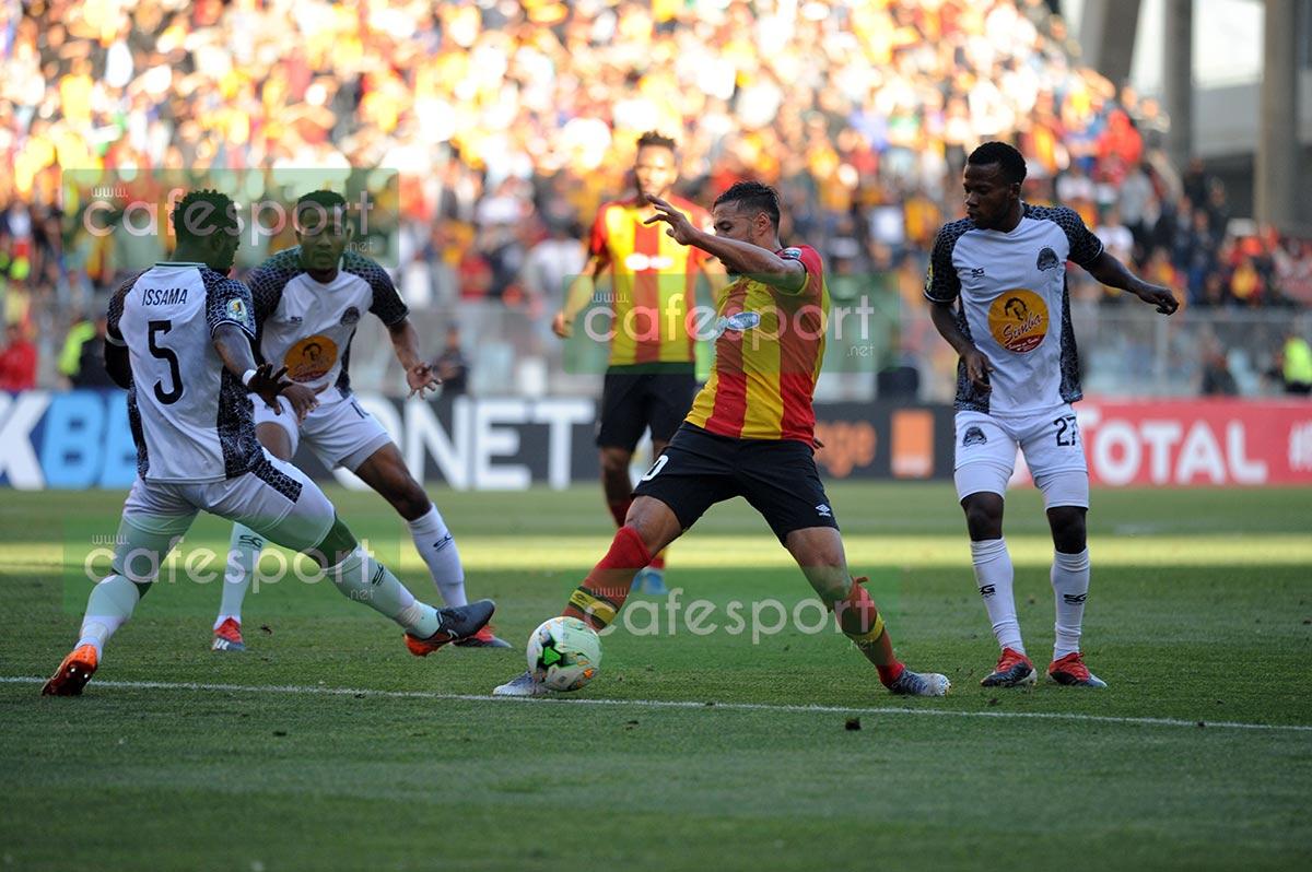 صور مباراة الترجي الرياضي - مازيمبي