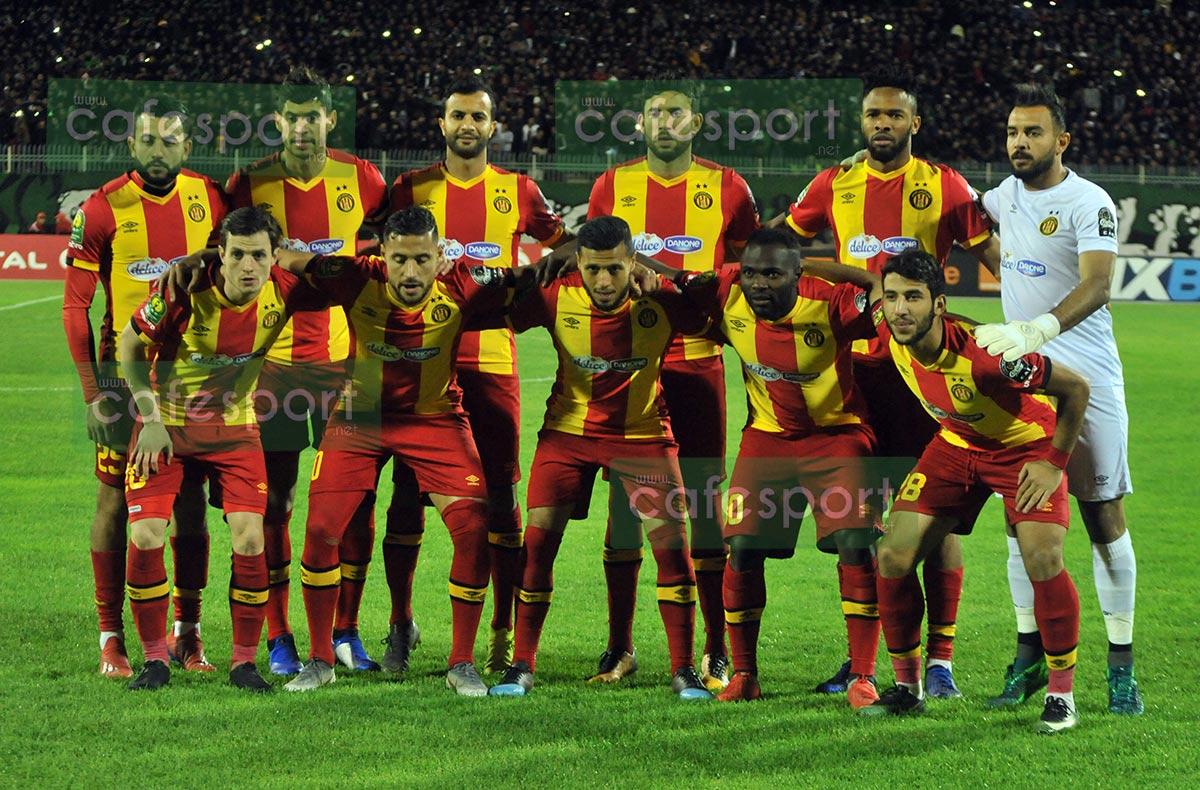 صور مباراة شباب قسنطينة - الترجي الرياضي