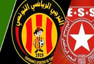 نجم الترجي يساند ليتوال في مدرجات ملعب العين ضد الهلال السعودي