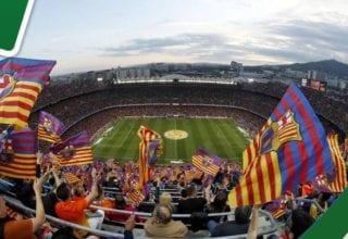 رابطة الابطال.. برشلونة أول المتأهلين للمربع الذهبي