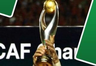 البرنامج الكامل لمباريات نصف نهائي كأس رابطة الأبطال الأفريقية :
