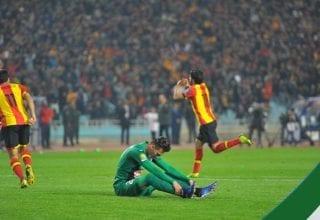 صور مباراة الترجي الرياضي - شباب قسنطينة