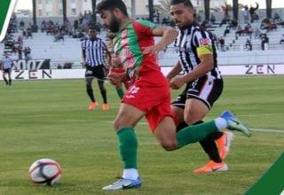 صور مباراة النادي الصفاقسي - الملعب التونسي