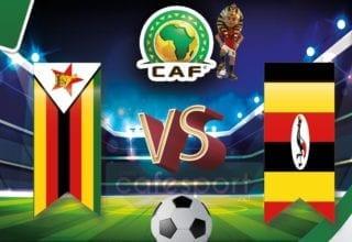 أوغندا vs زيمبابوي