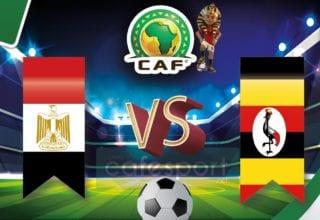 أوغندا vs مصر