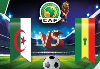 السنغال vs الجزائر