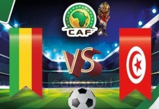 تونس vs مالي