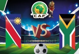 جنوب أفريقيا vs ناميبيا
