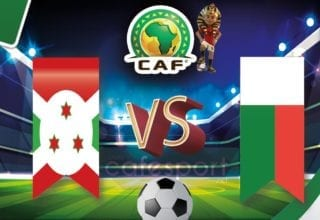 مدغشقر vs بوروندي