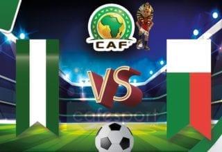 مدغشقر vs نيجيريا
